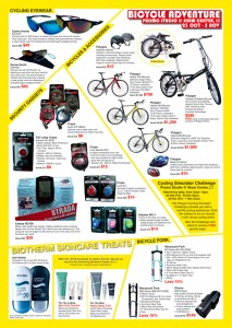 Isetan Sports Fever 2009 Page 1
