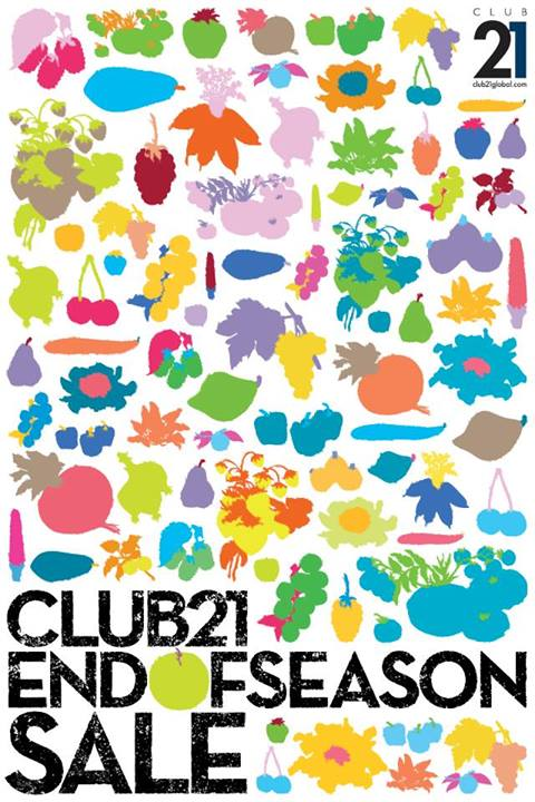 Club 21 End Season Sale