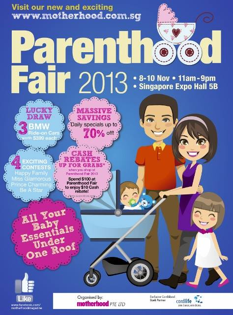Parenthood Fair 2013