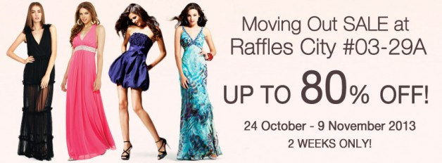 Dress Sense Moving Out Sale