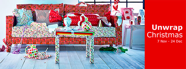 IKEA Unwrap Christmas 2013: 24 Days Of Double Deals On Furniture ...