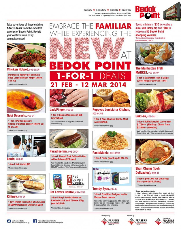 bedok-point-1-for-1-deals-feb-2014