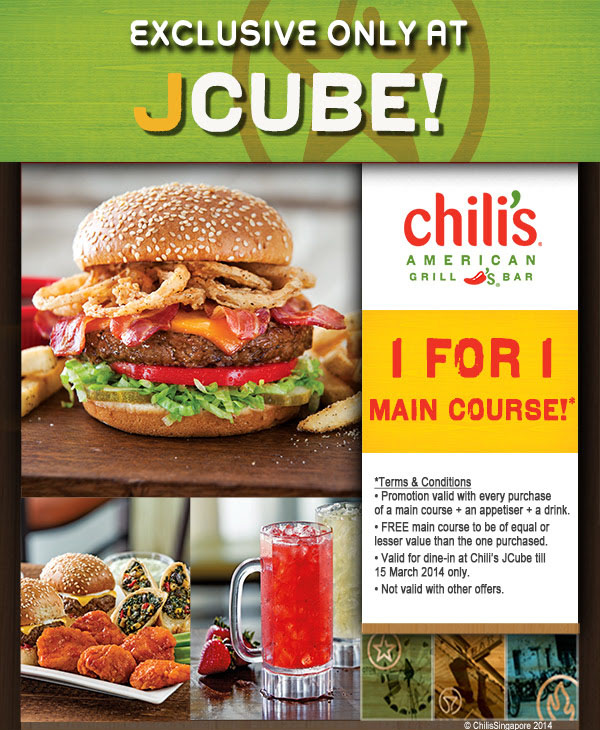 chilis-1-for-1-main-course-jcube