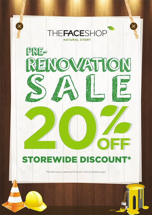 thefaceshop-pre-renovation-sale-tampines-mall