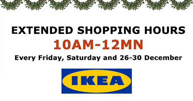 ikea-extends-shopping-hours-christmas