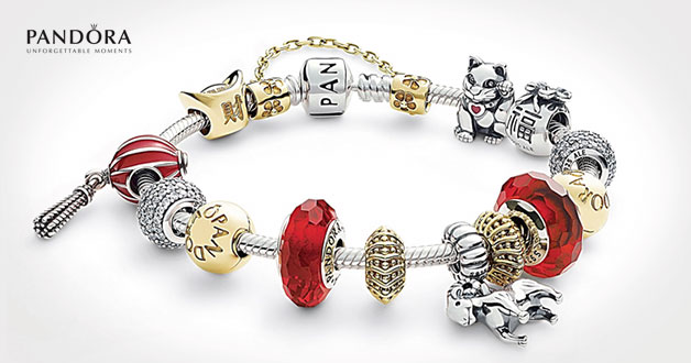 Pandora Chinese New Year Lucky Charms Are Incredibly