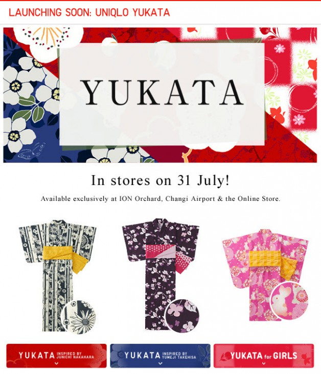 uniqlo-yukata-launching-singapore