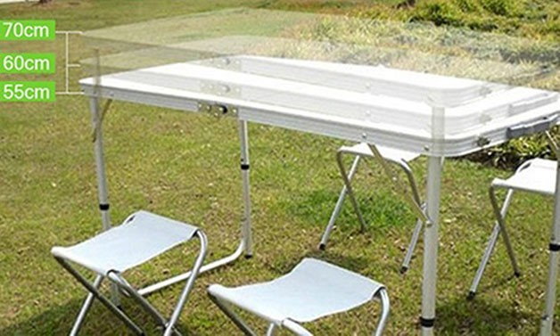 groupon-folding-aluminium-table-open