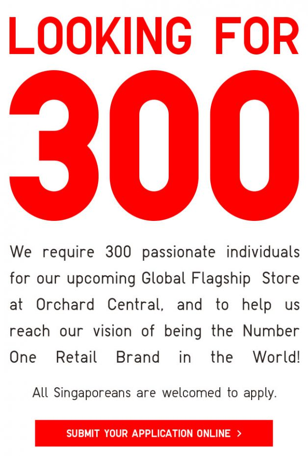 uniqlo-hiring-global-flagship-store