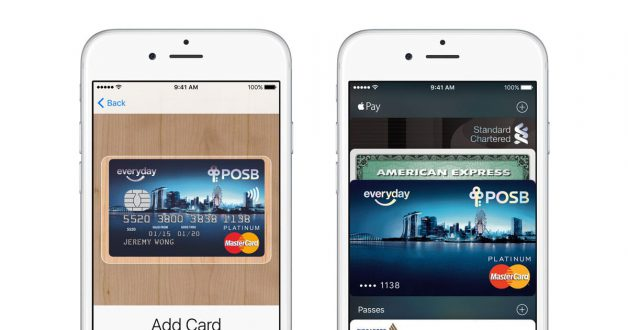 apple-pay-uob-dbs-ocbc-posb-stanchart-singapore