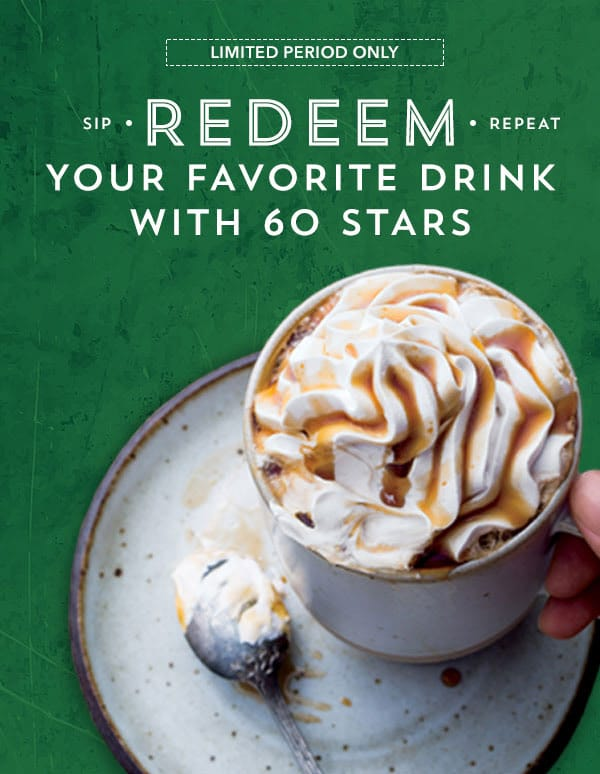 starbucks-redeem-favourite-drink-60-stars