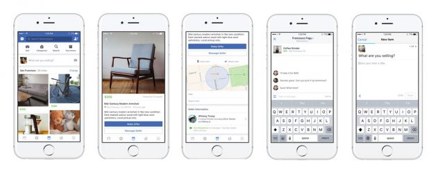 facebook launches buy sell marketplace to selected countries more in coming months great. Black Bedroom Furniture Sets. Home Design Ideas