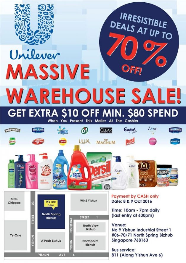 unilever-massive-warehouse-sale-2016