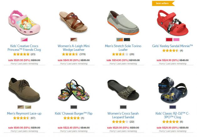 crocs-clearance-sale-half-price-shoes-oct-2016