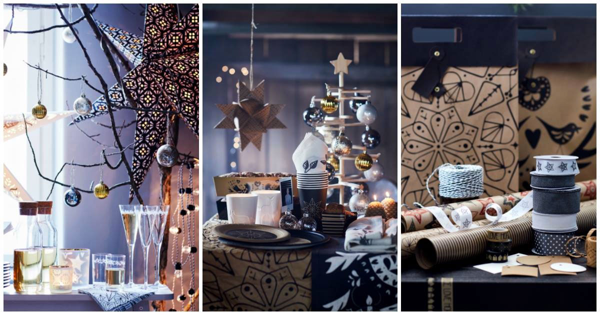ikea singapore christmas decorations catalogue now available online great deals singapore. Black Bedroom Furniture Sets. Home Design Ideas