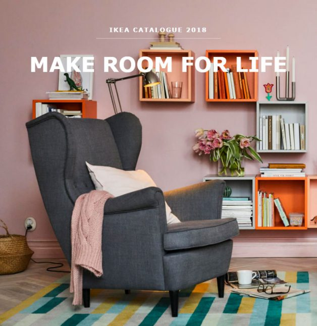 ikea catalogue 2018 now available online all 328 pages. Black Bedroom Furniture Sets. Home Design Ideas