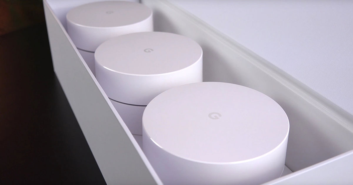 Buy The 3 Pack Google Wifi System For Only S 339 With Free
