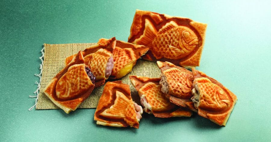 Northpoint City Japanese snack bar ONE to offer 1-for-1 Taiyaki Croissant from now till April 1