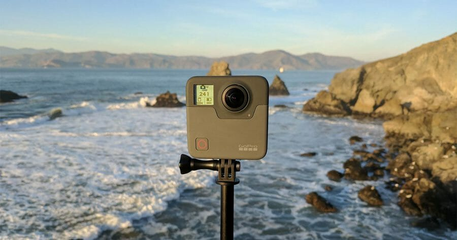 GoPro Fusion 360 action camera now going for S$930 with free shipping