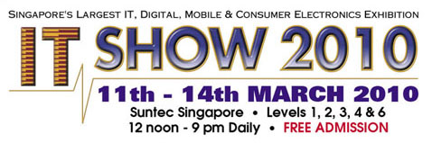 IT Show 2010 Suntec Singapore