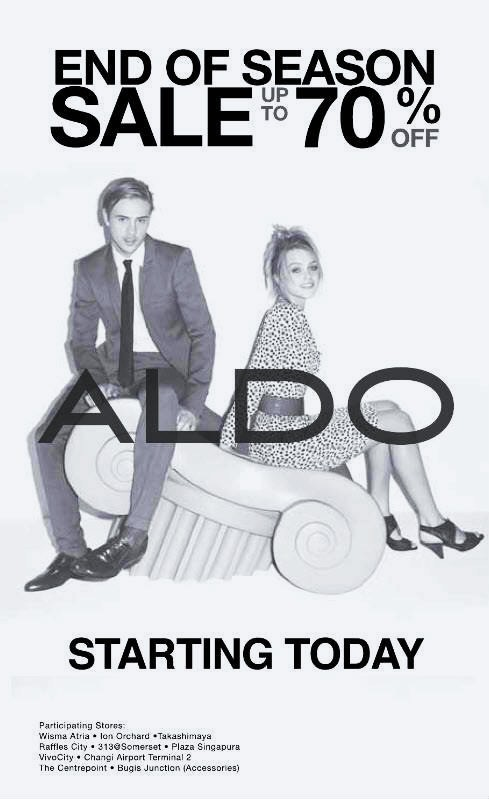 ALDO End of Season Sale
