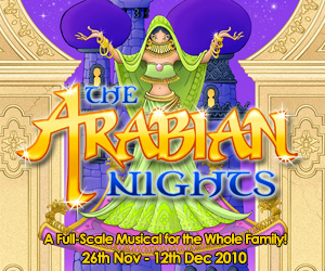 I theatre The Arabian Nights Early bird promotion