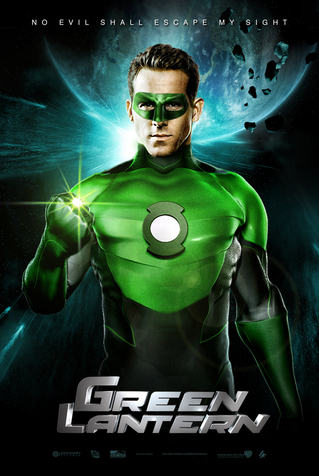 Movie Recommendations This Week, Including Green Lantern