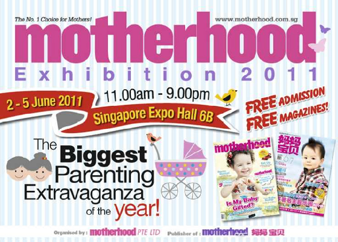 Motherhood Expo Exhibition 2011