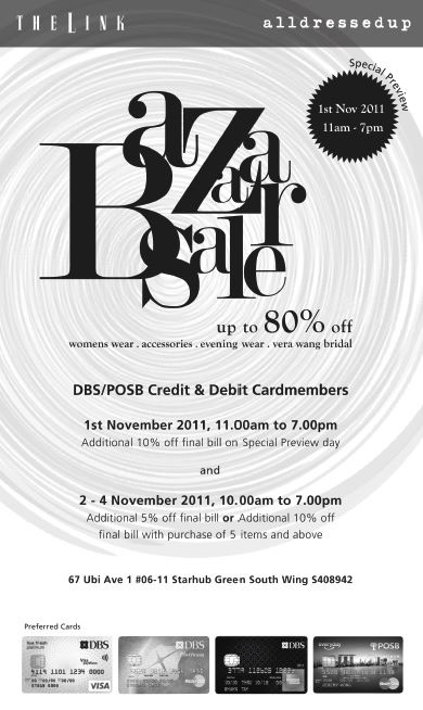 The Link Bazaar Sale