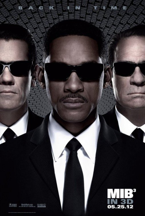 Movie Of The Week: Men In Black III