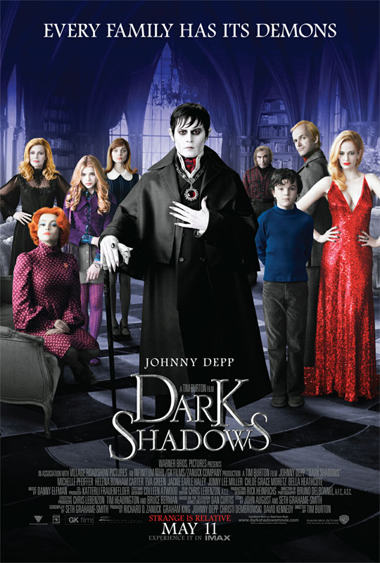 Movie Of The Week: Dark Shadows