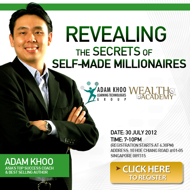 Free Introductory Workshop to Wealth Academy