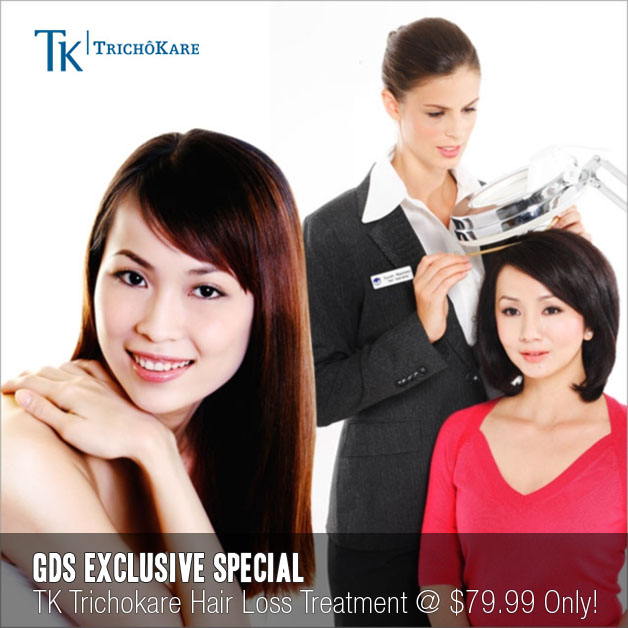 GDS Exclusive: Stand a Chance to Win a Free Trichokare Hair Loss Treatment