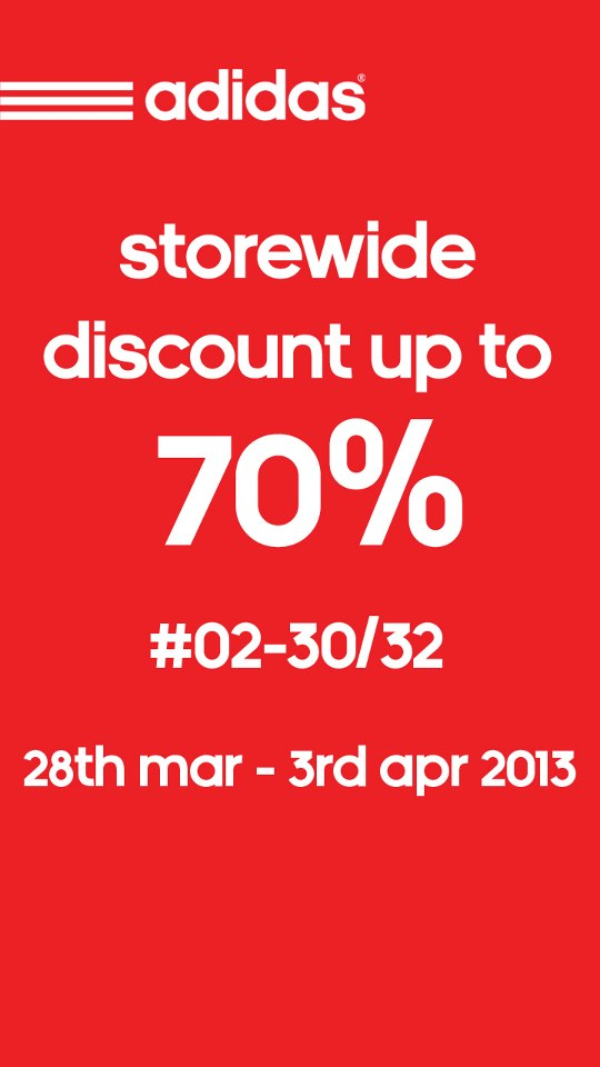 adidas Factory Outlet Sale, Up to 70% Discounts