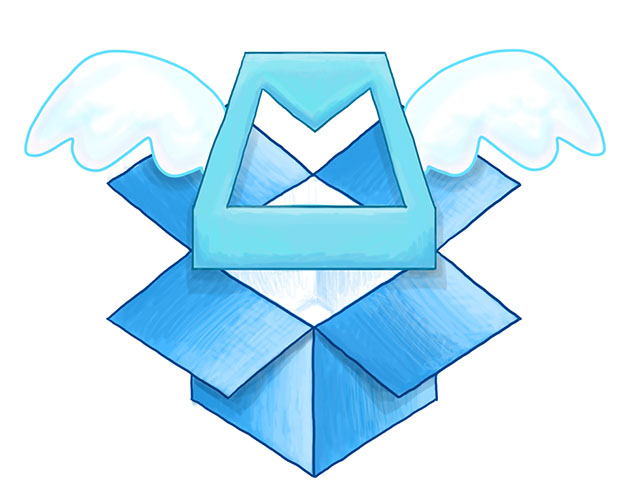 [iPhone] Connect Mailbox App To Dropbox And Get 1GB Extra Free