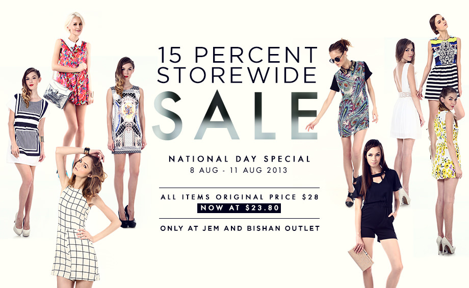 Tracyeinny 15% Off National Day Storewide Sale
