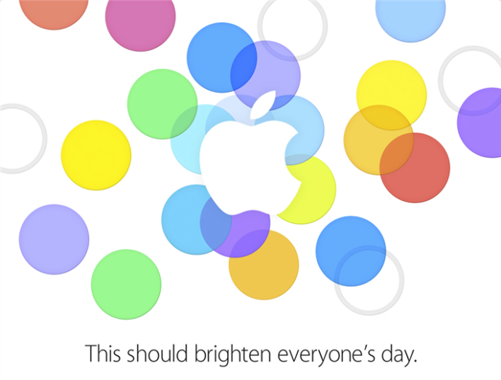 Apple's New iPhone 5C & 5S Announcement Event: Short But Sweet