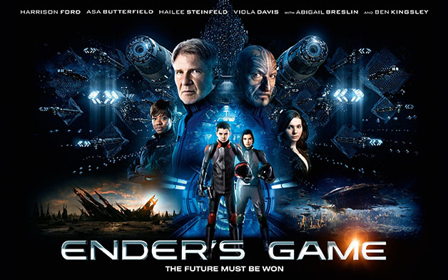 [MOTW] Movie Of The Week: Ender's Game, Can Child Prodigy Save The Earth?