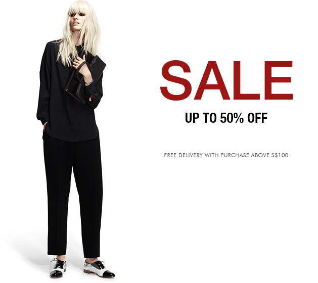 Charles & Keith Year End Sale 2013: Up To 50% Discounts Online & In-Store, Free Delivery With Purchase Above $100