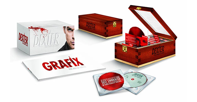 Dexter: The Complete Series Collection Up To 60% Discount @ Amazon