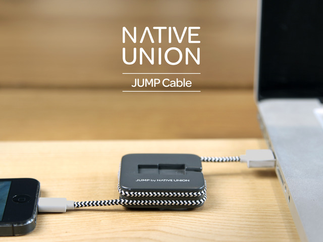 [Kickstarter] Jump Cable + Battery: Small Portable Charging Solution For Your Smartphone