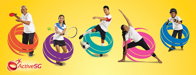 ActiveSG Launch Offers $100 Credit For Your Sports Bookings & Tickets