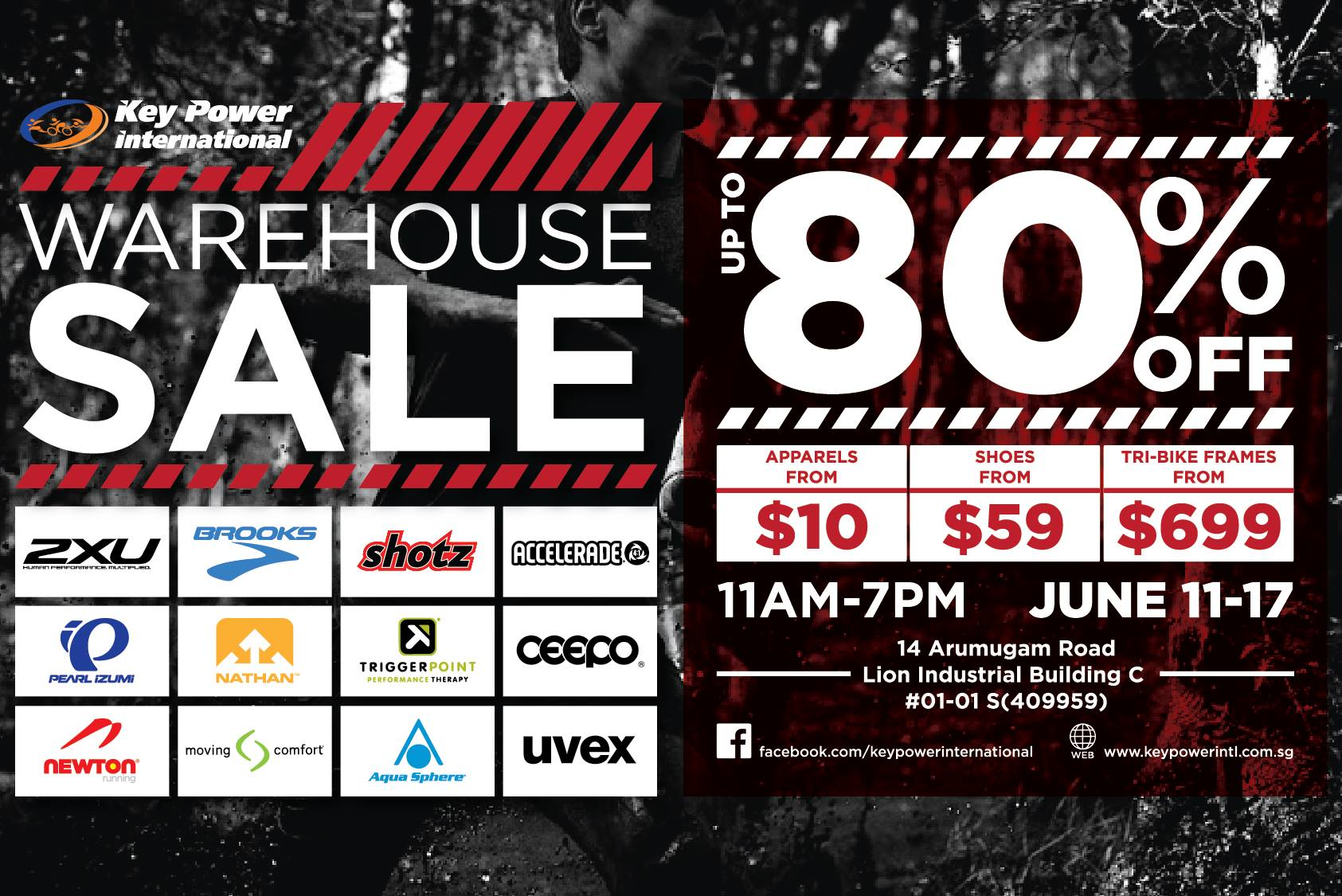Key Power International Warehouse Sale Returns With Prices From $10