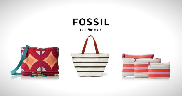 50% Off Fossil Ladies Handbags & Wallets On Amazon Now