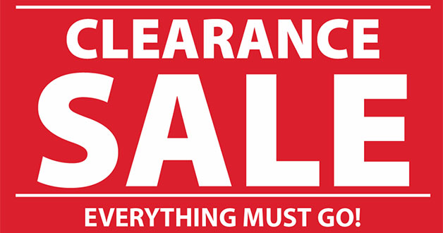 Home-Fix Clearance Sale up to 70% Off @ Changi City Point Outlet