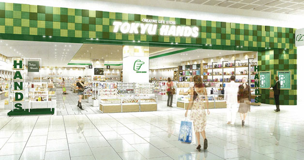 Japanese Popular Lifestyle Superstore Tokyu Hands Opens in Westgate