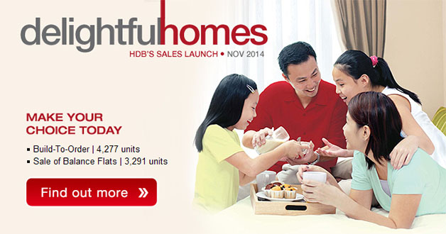HDB launches BTO housing sales in 4 towns with over 4,000 units available