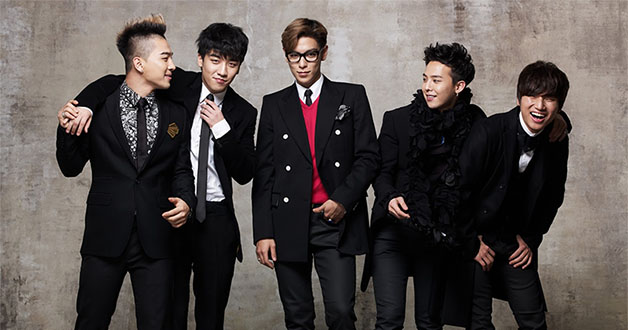 Big Bang to perform at SG50 New Year Countdown Concert @ The Float Marina Bay