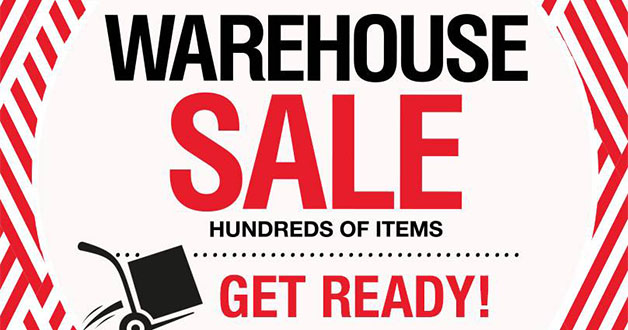 Atlas Sound & Vision Teases Warehouse Sale this Weekend, Keeping Mum on Venue