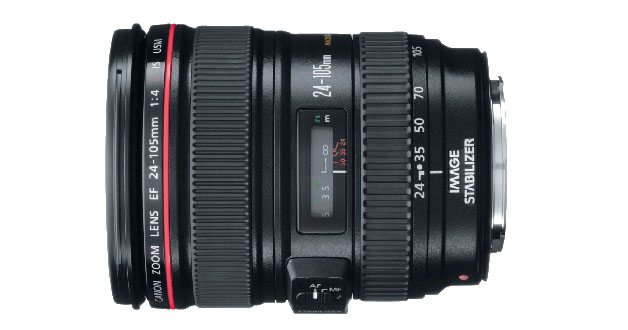 Grab this Canon EF 24-105mm f/4L lens for less than a grand from this eBay seller